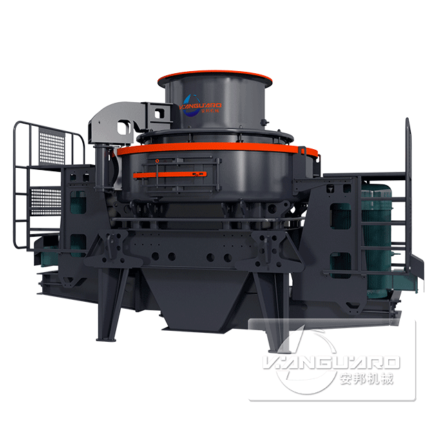 5X Series Vertical Shaft Impact Crusher
