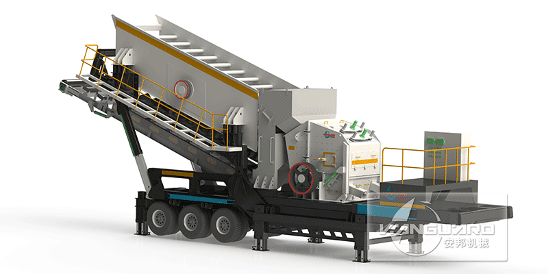 VPF Mobile Crushing Plant