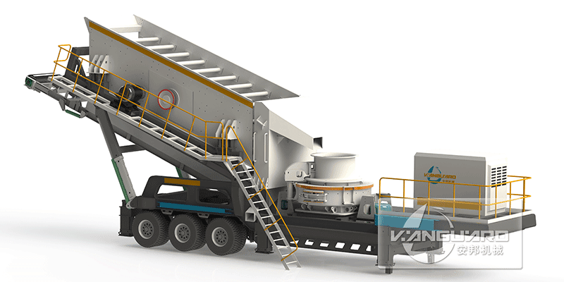 VPV Mobile Crushing Plant