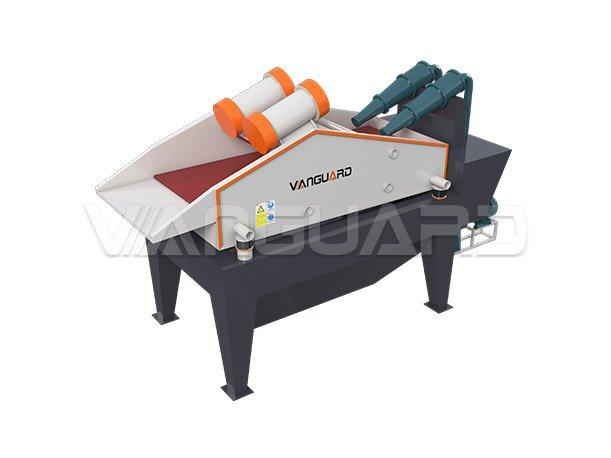 Series Fine Sand Recycling Machine