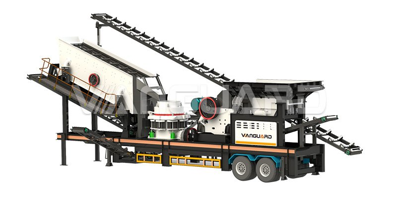 Series Combined Mobile Crushing Plant