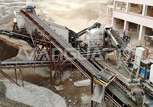 250T/H Mobile Crushing Plant in the Philippines