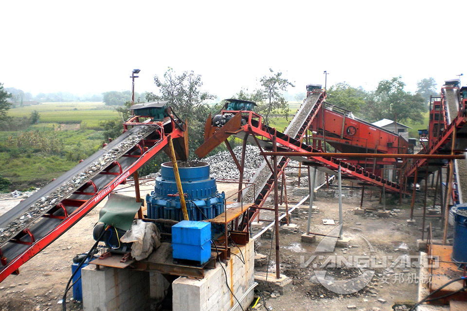 Market Analysis —on the cone crusher and its application in stone crushing in Uzbekistan